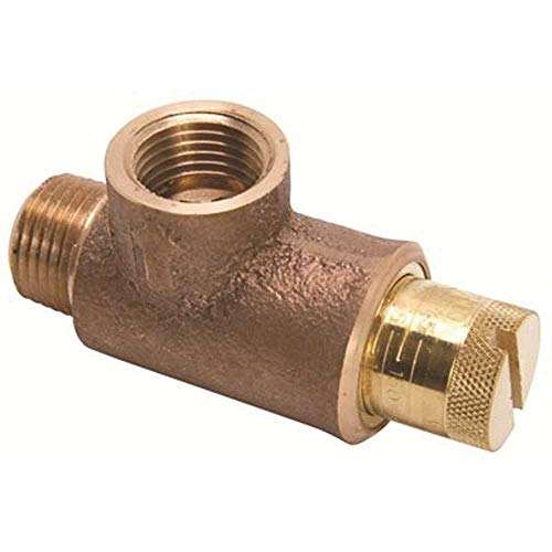 "ZURN WILKINS 34-P1500XL 2471325 P1500 Calibrated Pressure Relief Valve, 25 To 175 Psi, 3/4"" Mnpt x 3/4"" Fnpt, Lead Free"