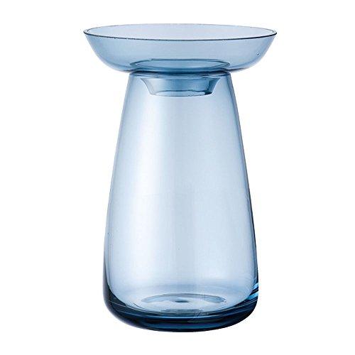 Kinto - Aqua Culture Vase (Blue, Small)