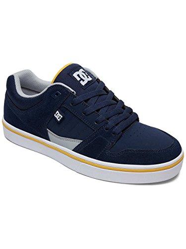 DC Zapatos Course 2 Azuloscuro-Amarillo