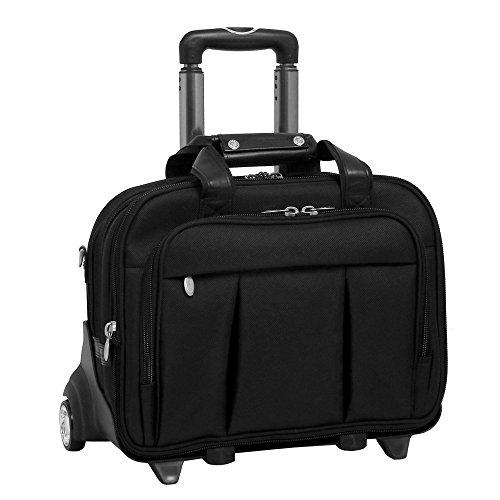 mcklein-usa-damen-nylon-wheeled-17-laptop-case-black