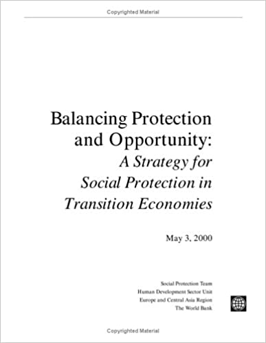 Kindle libarary books downloads Balancing Protection and Opportunity: A Strategy for Social Protection in Transition Economies 0821348167 in Portuguese PDF DJVU FB2