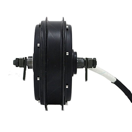 QSMOTOR E-Bicycle Spoke Hub Motor 3000W 205 50H V3 150mm Dropout Brushelss dc BLDC Permanent Magnet Outer Rotor Direct - Hub Bicycle Motor