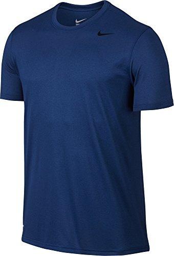 Nike Legend 2.0 Short Sleeve T- Shirt (X-Large, Deep Royal Blue)
