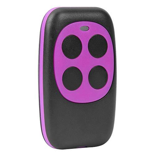 UNIhappy KB 1704A PTX4 433Mhz Cloning Gate Door Remote Control Duplicator (Purple)