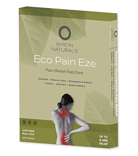 Eco PainEze - Pain Relief Patches   AUSTRALIA'S Natural Therapeutic Pain Relief - Powered by Clinically Proven Capsaicin, Camphor, Australian Eucalyptus & Menthol!