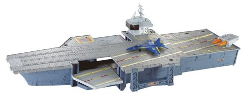 Matchbox Sky Busters Aircraft Carrier Playset