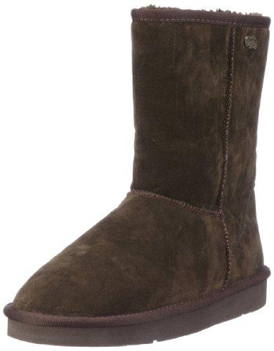 50 50 donna 120862 Brown 238892 Buffalo Marrone Girl SY Stivali Stivali Stivali 7wvx8Aq