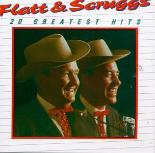 Flatt & Scruggs - 20 Greatest Hits by Deluxe