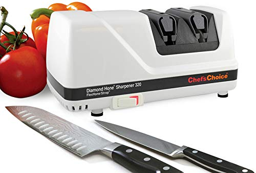 Chef s Choice Diamond honed Two Stage Rotary Sharpener. Model 320 Chef' s Choice 320000