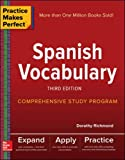 Practice Makes Perfect%3A Spanish Vocabu