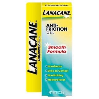 Anti Friction Skin (Original Lanacane Anti-Friction Gel, 1 Ounce Bottles (Pack of 3))