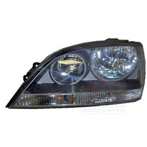 Van Wezel 8385963/Faro Izquierda con luz intermitente