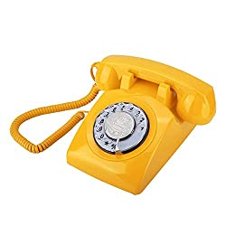 Image of the product ASHATA Retro Telephone that is listed on the catalogue brand of ASHATA.