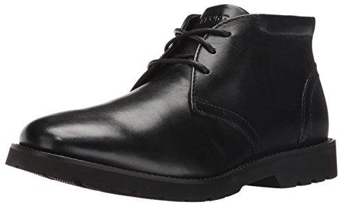 Rockport Mens Hadden Chukka Boot Black
