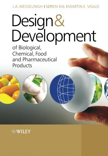 Design   Development Of Biological  Chemical  Food And Pharmaceutical Products