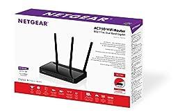 NETGEAR AC750 Dual Band Wi-Fi Gigabit Router (R6050)
