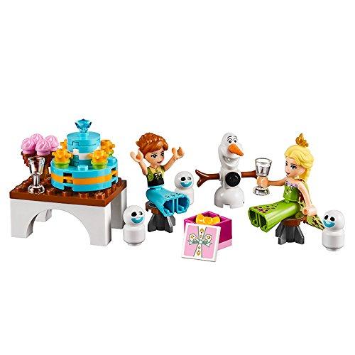 LEGO-Princesas-Disney-Set-Celebracin-en-el-castillo-de-Arendelle-multicolor-41068