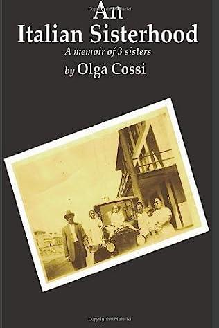 book cover of An Italian Sisterhood