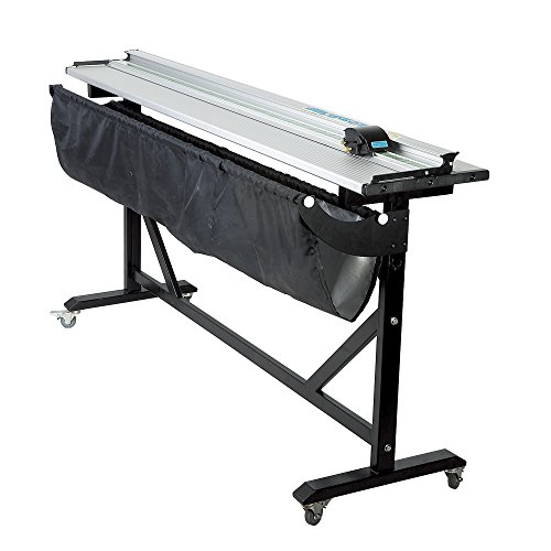 40inch Aluminum Alloy Rotary Paper Trimmer Cutter Machine with Support Stand Large Format