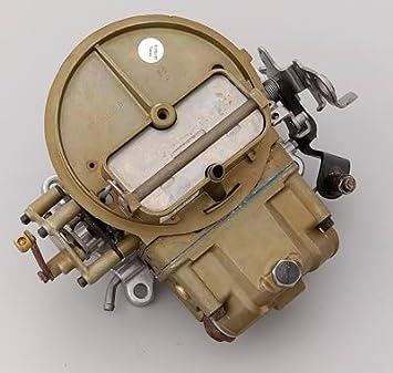 Amazon com: Holley 65-4412 500 CFM 2-Barrel Manual Choke