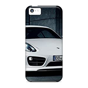Defender Case With Nice Appearance (2014 Techart Porsche Cayman) For Iphone 5c