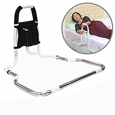 OLQMY-Old man friend Elderly bedside handrail guardrail, pregnant woman home lifting support stand, safe lifter, bed care