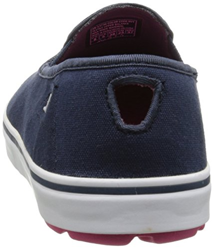 Skechers Performance Dames Gaan Vulc Ventura Instappers Sneaker Marine