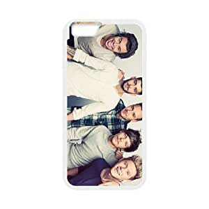 iPhone 6 Plus 5.5 Inch Cell Phone Case White 1D Phone cover G2699793
