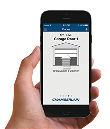 Chamberlain MYQ-G0201 MyQ-Garage Controls Your Garage Door Opener with Your Smartphone by Chamberlain: Amazon.es: Electrónica