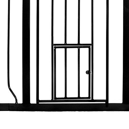 Carlson Extra-Tall Walk-Through Pet Gate