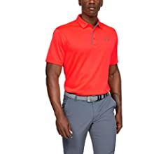 Under Armour Tech Polo, Hombre, Negro (Black/Graphite 001), S ...