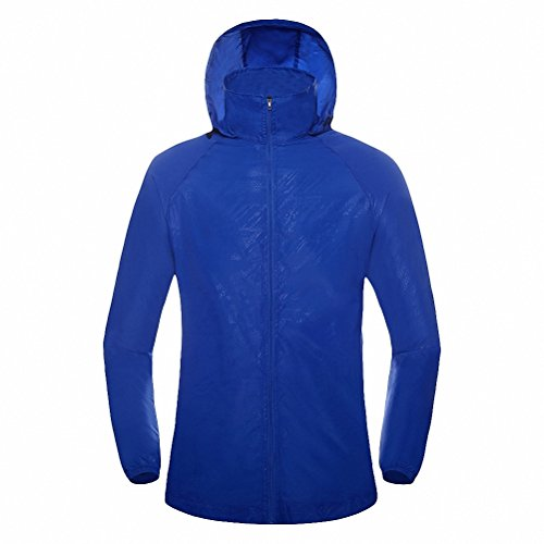 Assassin's Creed Hoodie Jacket (Royal Blue) - 3