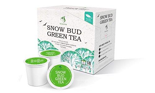 Snow Pod - Snow Bud Green Tea (18)