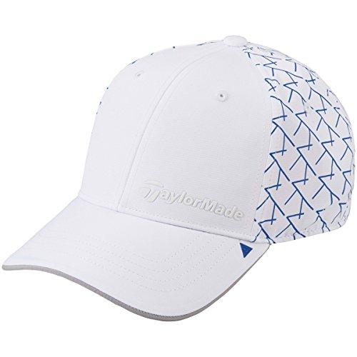 テーラーメイド Taylor Made 帽子 パターンプリントキャップ