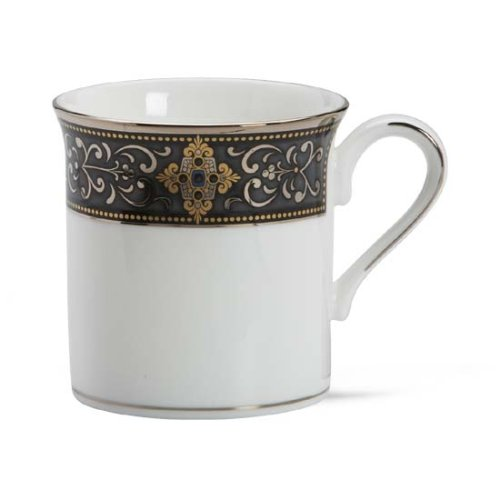 Platinum Banded Bone China Mug (Lenox Grand)