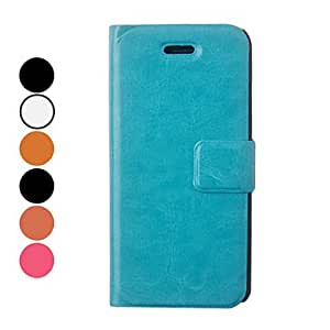 Fashionable Full Body Case for iPhone5(Assorted Colors) --- COLOR:Rose