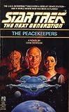 The Peacekeepers, Gene DeWeese, 0671736531