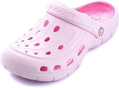 Zuecos de jardín Coqui para hombres, zuecos de jardín para mujeres, zapatillas de verano, zapatillas de hombre al aire libre, mulas, chicas zuecos de verano, zapatillas de vocación: Amazon.es: Zapatos y complementos