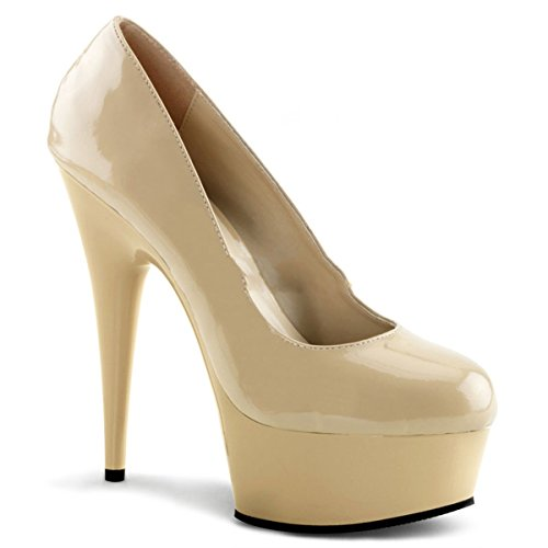 Pleaser Delight-685 - Sexy Plateau High Heels Pumps 35-45