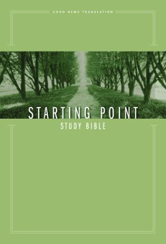 GNT Starting Point Study Bible