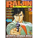 Raijin Comics Issue 0 (0)