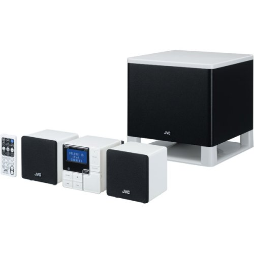 JVC NXPS1 Audio System with iPod Connect (Discontinued by Manufacturer) - Jvc Computer Monitor
