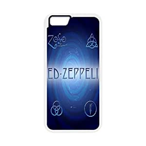 """Led Zeppelin Band Poster Hard Plastic phone Case Cover For Apple Iphone 6 Plus,5.5"""" screen Cases FAN219112"""