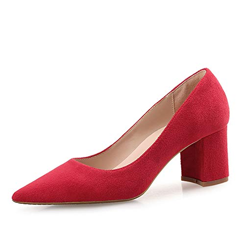 High Heels Shoes Women Pumps Patent Leather Spring