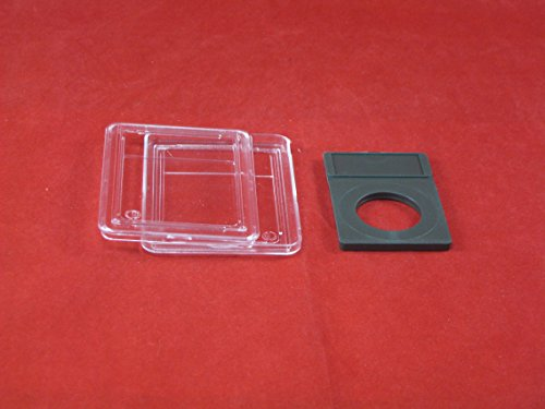 Coin World Premier Slab Style 27mm Coin Holder 3 Pack