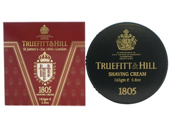 Truefitt & Hill Almond Cream 5.8 oz.