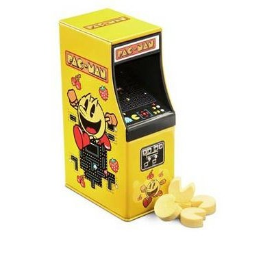 Ms Pac Man Costume (Pac Man Arcade Candies Display, Strawberry)