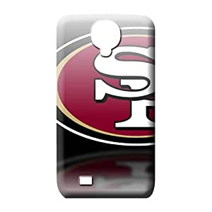 samsung galaxy s4 cell phone carrying skins Compatible First-class New Snap-on case cover san francisco 49ers