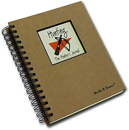 Hunting The Hunters Journal Kraft Hard Cover guided journal