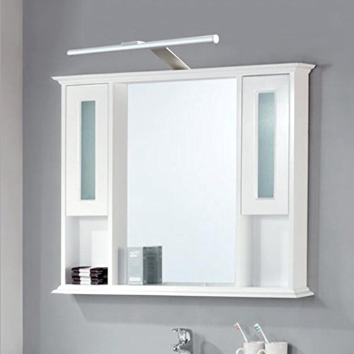 Led Lamps Kind-Hearted L Led Gold Mirror Cabinet Light Simple Bathroom Moisture-proof Bathroom Mirror Headlight Dressing Table Retro Strip Wall Lamp